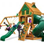 Mountaineer Treehouse w/ Fort Add-on